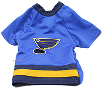 St. Louis Blues Pro Dog Jersey